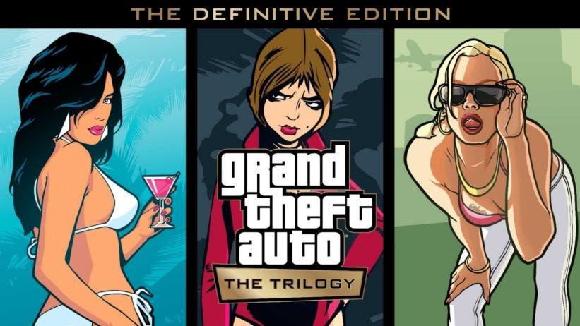 Grand Theft Auto: The Trilogy – The Definitive Edition se lanza este año en Nintendo Switch