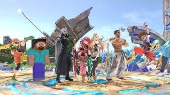 Sakurai celebra el fin de desarrollo de Smash Ultimate con fotos grupales de los Fighter Pass
