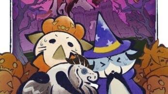 Capcom celebra el Halloween con esta simpática ilustración de Monster Hunter Rise: Sunbreak