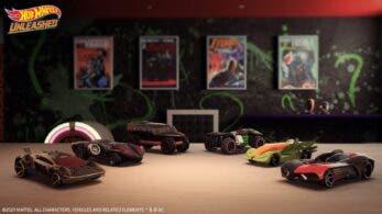 Hot Wheels Unleashed muestra sus contenidos de DC en estos vídeos