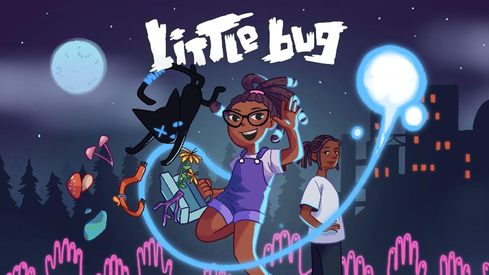 Little Bug llegará a finales de año a Nintendo Switch
