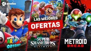 55 de los mejores juegos para Nintendo Switch ¡a precios reducidos en Eneba!
