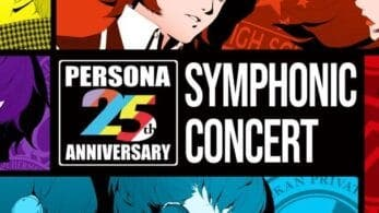 Atlus anuncia un nuevo concierto del 25 aniversario de Persona para este diciembre
