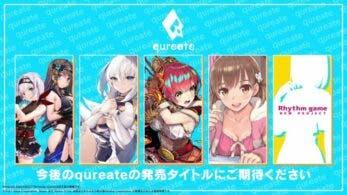 Qureate anuncia estos cinco títulos para Nintendo Switch