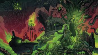 Zombie Rollerz: Pinball Heroes y Theatre of Sorrows llegarán a Nintendo Switch