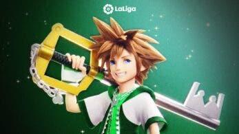 El Betis usa a Sora de Kingdom Hearts para su promo y medios lo confunden con una mujer