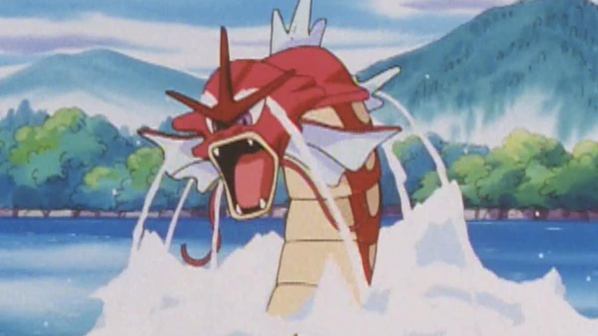 Gyarados se enfurece en este clip oficial en castellano de Pokémon: Master Quest