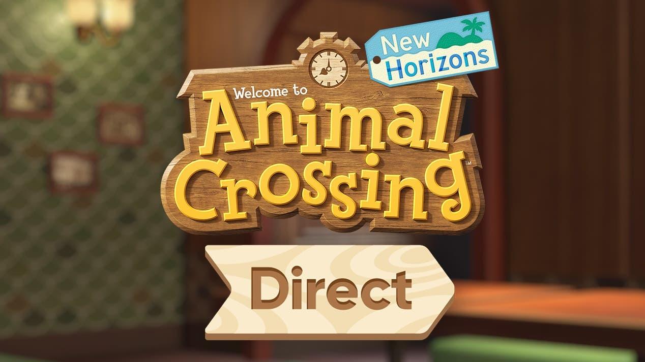Ya hay fecha para el Nintendo Direct de Animal Crossing: New Horizons: 15 de octubre