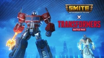 Smite nos muestra su colaboración con Transformers