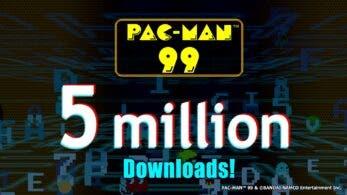 Pac-Man 99 celebra sus 5 millones de descargas con este tema de Warp & Warp