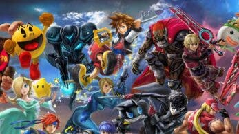 Masahiro Sakurai muestra una espectacular versión real del mural de Super Smash Bros. Ultimate