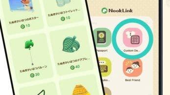 Nuevos objetos, periódico y más en NookLink, el servicio de Animal Crossing: New Horizons de la app de Nintendo Switch Online