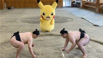 Pokémon se adentra en el mundo del sumo con esta nueva colaboración oficial