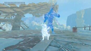 Espectacular combate con flechas de hielo en Zelda: Breath of the Wild se vuelve viral