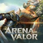 Logo del grupo Arena of Valor NS